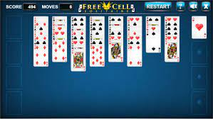 Freecell Solitaire Big